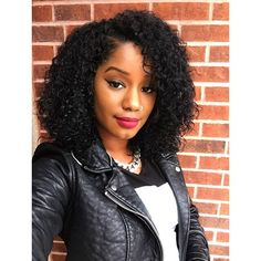 """""""Deep Conditioned my hair last night and my Wash-N-Go came out A1 Treat your Hair how you wanna be Treated! Lol"""" Photo taken by @brileelovely on Instagram, pinned via the InstaPin iOS App! http://www.instapinapp.com (12/03/2014)"""