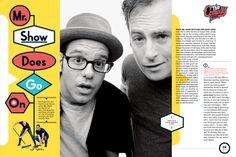 Key & Peele Present The Comedy Issue - Keir Novesky