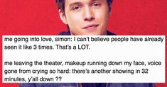 """27 Tweets And Tumblr Posts About """"Love, Simon"""" That Are A Real Mood"""
