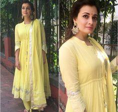 Dia Mirza # Sukriti and Akriti # yellow fever #