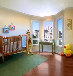 ideas for decorating a babys bedroom 755x792 Baby Girl Bedroom