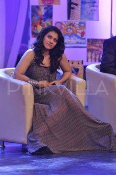 Kajol at 'Our Girls Our Pride' event   PINKVILLA