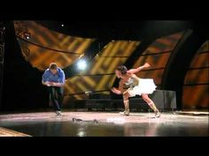 Dance My Pain Away (Hip Hop) - Will and Lauren (All Star)  i wish i could dance...if only i weren't so clumbsy
