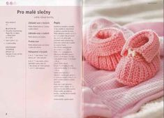PLETENÉ BAČKŮRKY pro miminka – shaun-ovecka – album na Rajčeti Baby Shoes, Knitting, Kids, Clothes, Type 3, Facebook, Knitted Baby Booties, Diy And Crafts, Stuff Stuff