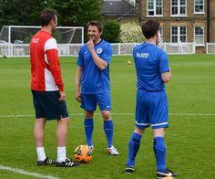 Jeremy Renner / Soccer Aid 2014