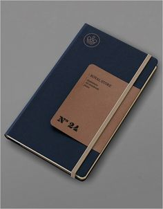 Print Design / Royal Store Notebook by Jarek Kowalczyk