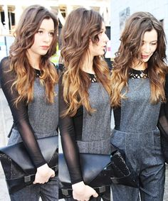 Eleanor Calder, want her hair and wardrobe