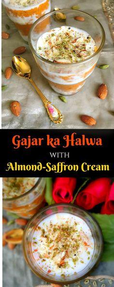 gajar-ka-halwa-with-almond-saffron-cream-photo