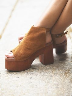 Jeffrey Campbell Chemistry Covered Clog at Free People Clothing Boutique