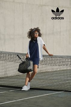 Enjoy an afternoon of leisure without stepping on the court. Explore adidas Originals style inspired by yesterday, built for tomorrow. Retro Fashion, Adidas Originals, Tennis, Footwear, Women, Shoe, Shoes, Fashion Vintage, Zapatos