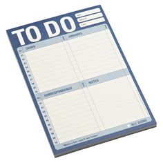 The To-Do Notepad! | $9.99