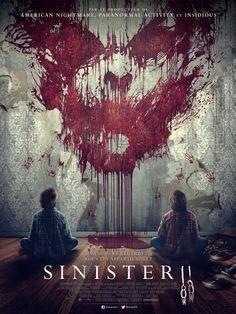 Sinister 2 est un film de Ciarán Foy avec James Ransone, Shannyn Sossamon. Synopsis : Alors qu'il reprend son enquête inachevée sur les homicides non résolus, l'ex-shérif adjoint fait la connaissance d'une jeune mère de famille et de se