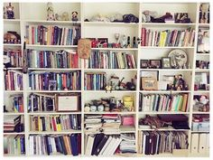 Bookshelf goals ‍ this is my professor's bookshelf and my ultimate dream library #professorstatus #books #literacy @teachlikeagirl