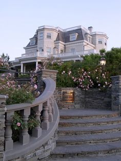 Luxury and romance at the Chanler at Cliff Walk in Newport, Rhode Island
