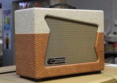 Carr Amplifier, slub over ostrich
