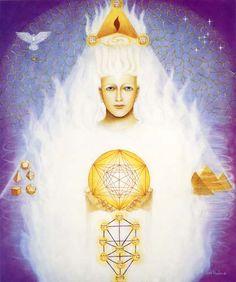 metatron   ... rappresenta un dono di Dio e dell'Arcangelo Metatron all'Umanità