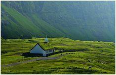 Sakusn Faroe Islands, Denmark, Mountains, Nature, Travel, Naturaleza, Viajes, Traveling, Natural