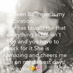 #December YouTube Challenge: Day 11- Fav YouTuber Edit: This one I found of Colleen Ballinger!