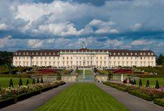Holidays In Ludwigsburg, Germany