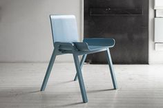DZine Trip | Zero waste chair created from a single plywood board | http://dzinetrip.com