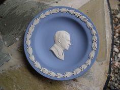Richard Nixon Wedgewood Plate