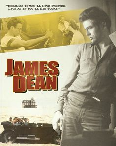 Movie Stars of Old Hollywood: James Dean