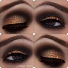 I really wanna do this look for New Year's