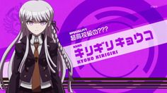 I would say if Sayaka was still there she and kirigiri would be love rivals