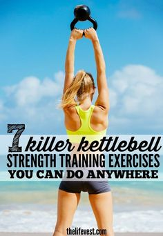 Strength Training With Kettlebell