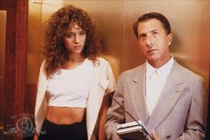 Still of Dustin Hoffman and Valeria Golino in Rain Man (1988)