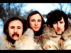 Crosby, Stills & Nash ~ beautiful cover~ Blackbird