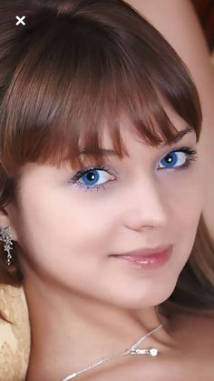 Those beautiful baby blue eyes so hot. Stunning Eyes, Gorgeous Eyes, Pretty Eyes, Cool Eyes, Girl Face, Woman Face, Redken Hair Color, Portrait Photos, Redken Hair Products