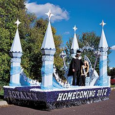 homecoming float decorations andersons - Float Decorations