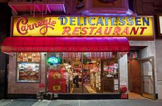 Carnegie Delicatessen by James and Karla Murray