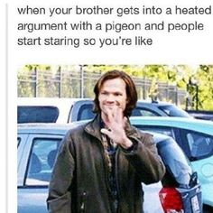 I love this! #Supernatural
