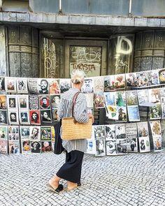 Idag gjorde vi Lissabon. Underbar stad!