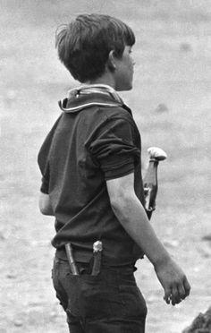 Ulster street fighter 1969