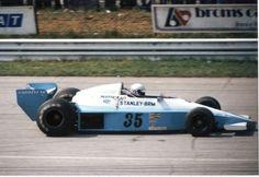 1977 GP Włoch (Monza) BRM P207 (Teddy Pilette)