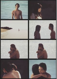 """I love you. Never part from me."" Hana Yori Dango #japanese #jdrama"
