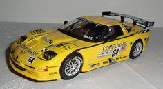 Fly Corvette C5R 24h Le Mans 2004/Compuware Fly: Ref. A-132