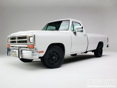 '89 Dodge D250, Diesel Power Magazine