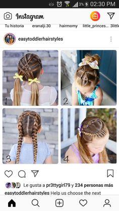 Dreadlocks, Hairstyles, Beauty, Nails, Whoville Hair, Girls Hairdos, Christmas Crafts, Haircut Designs, Beleza