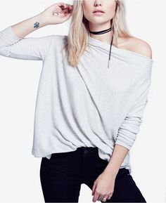 Free People - Cut out Top
