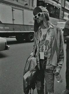 Kurt Cobain, I love you.