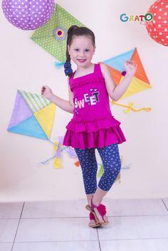 Little Girl Dresses, Little Girls, Girls Dresses, Baby Dress Patterns, Girls World, Girls Wear, Diy Clothes, Kids Girls, Kids Outfits