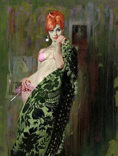 'Robert McGinnis (born known for his illustrations of over 1200 paperback book covers, and over 40 movie posters, including Breakfast at Tiffanys (his first film poster assignment), Barbarella, and several James Bond films. Robert Mcginnis, Pumpkin Halloween Costume, Diy Halloween Costumes For Women, Group Halloween, Halloween Games, Halloween Decorations, Halloween Party, Halloween Mermaid, Halloween Unicorn