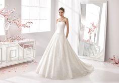 Moda sposa 2016 - Collezione AURORA.  AUAB16969. Abito da sposa Nicole.