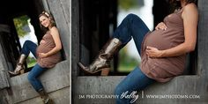 (Photography by JM Photography) Nice pictures of the most adorable pregnant women ever.