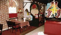 Ravintola Rosso, Joensuu, 1991