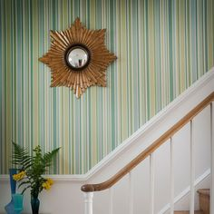Jubilee Stripe 96/2010 - Festival Stripes - Cole & Son